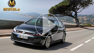 Volkswagen Golf GTI review - Dubai UAE car review by Motopedia.ae - تجربة فولكس واجن جولف جي تي آي