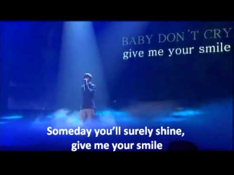 Daesung - Baby Don't Cry [Eng. Sub]