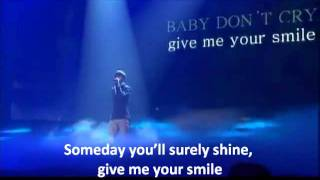 Daesung Baby Don 39 t Cry Eng Sub