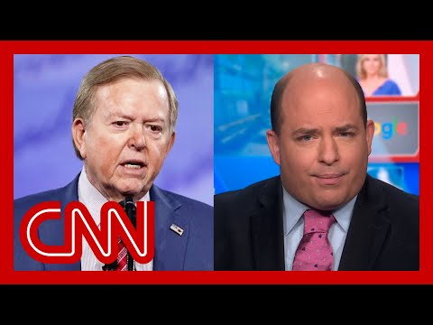 Stelter on Lou Dobbs: Not cancel culture, it's consequence culture