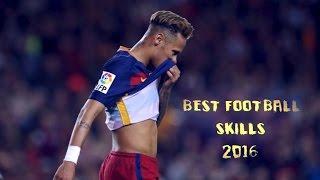 Best Football Skills 2016 l Neymar ● Ronaldo ● Messi ● Dybala ● Mahrez ● Pogba ● Ibrahimovic ● Payet