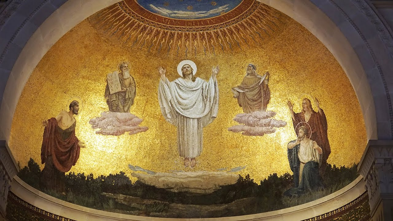 Mount of Transfiguration - YouTube