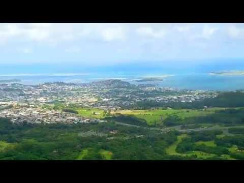 Pali Lookout on Oahu