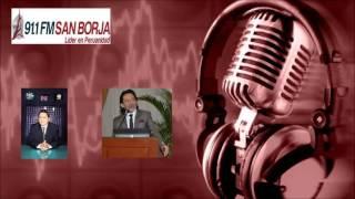 Entrevista en Radio San Borja con Ruben Trujillo (05.07 2016)