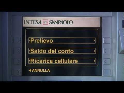 Sportelli Bancomat Accessibili Intesa Sanpaolo