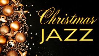 Smooth Christmas Jazz  Snow Winter JAZZ Piano Music  Magic Holiday Playlist Instrumental