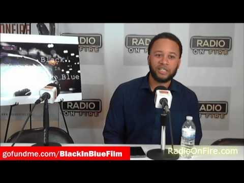 "Titus J. Burrell Talks About His ""Black In Blue Film"""