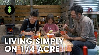 Living a Radically Simple Permaculture Life | Creatures of P...