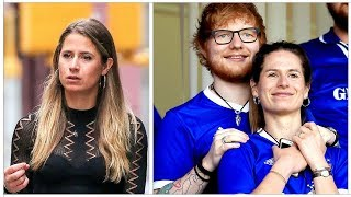 Ed Sheeran's Wife - 2019 [ Cherry Seaborn ]