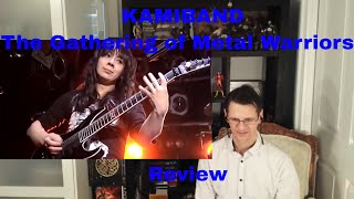 Kami Band - The Gathering of Metal Warriors Review