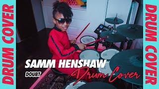 Samm Henshaw - Doubt ft. Wretch 32 | Drum Cover | By Geneva London (Age 9)