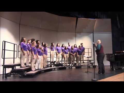MDJH Choir - JV Women - Drunken Sailor