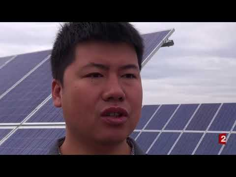 France 2 Energie solaire en Chine   YouTube