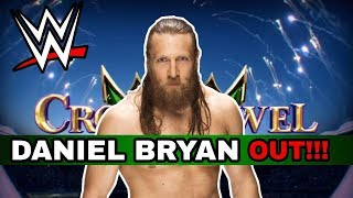 DANIEL BRYAN OUT OF WWE CROWN JEWEL + NEW RUMORED OPPONANT FOR AJ STYLES | WWE News 10/30/18