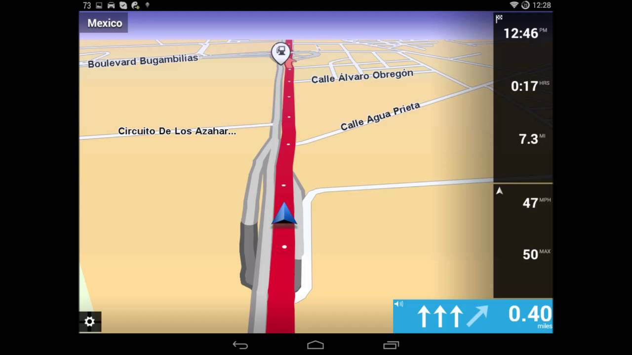 tomtom 1.4 android nougat