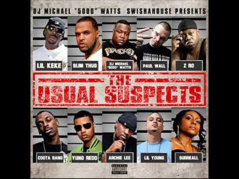 Swishahouse - U like (NEW ALBUM: Usual suspects)