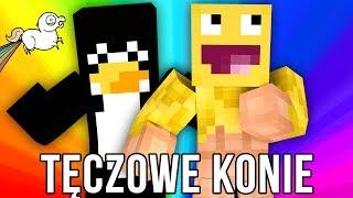 TĘCZOWE KONIE: skkf & Pingwin