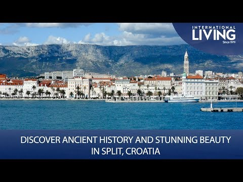 Discover History and Stunning Beauty in Split, Croatia