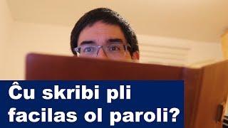 Ĉu skribi pli facilas ol paroli?  | Esperanto vlogo