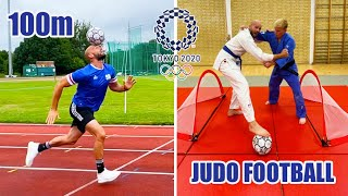 THE OLYMPICS - But EVERY Sport Uses A FOOTBALL!!