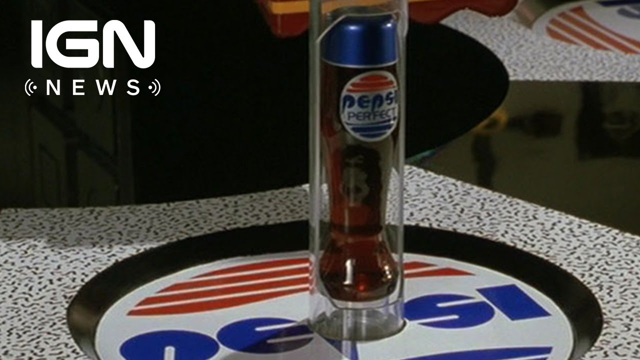 Is Back To The Future U0026 39 S Pepsi Perfect Coming