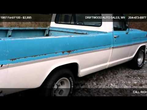 1967 Ford F100- for sale in BUCKHANNON, WV 26201