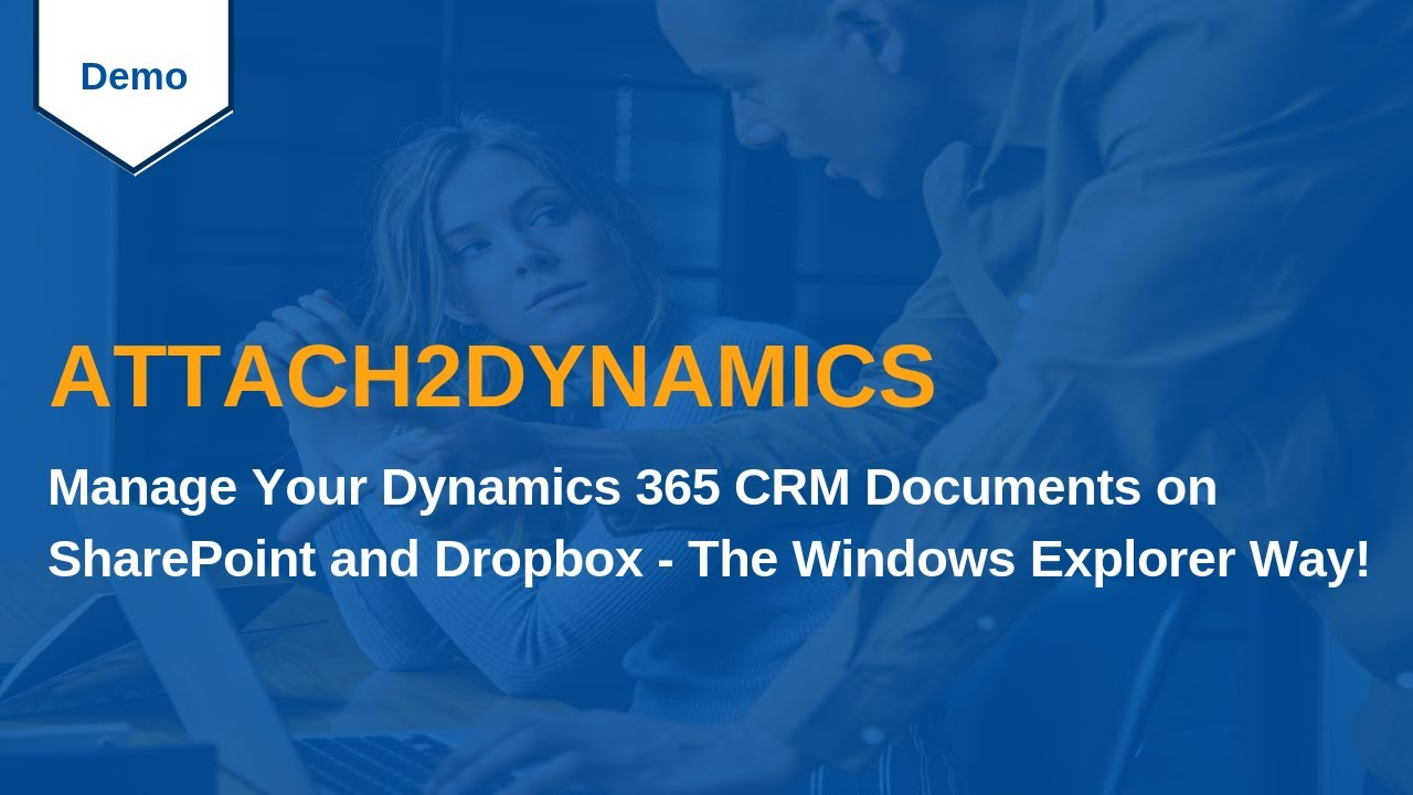 Move Dynamics 365 CRM attachments to Sharepoint, Dropbox