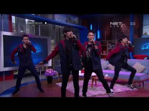 Smash - I Heart You (Live At Sarah Sechan)
