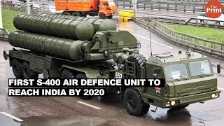 First S-400 air defence unit to reach India by 2020 as Russia will start making them soon