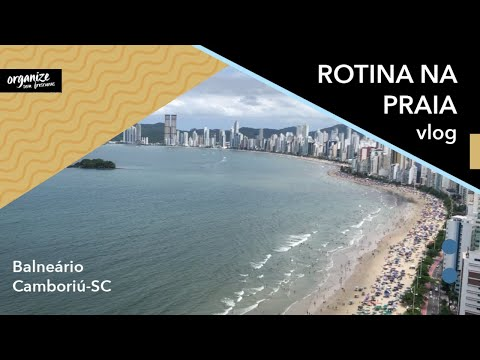 MINHA ROTINA NA PRAIA - VLOG | OSF - Rafa Oliveira