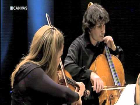 Belcea Quartet - Beethoven Quartet in F Op. 59, no. 1 'Razumovsky', Movt. 1