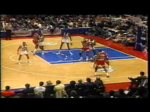 1990-91 Bulls vs. Sixers