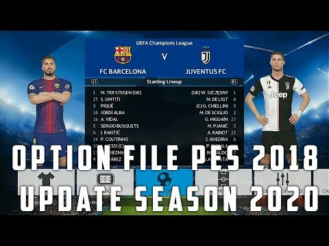 Full Download] //pes 2018 Ps4 Update Season Summer Transfer