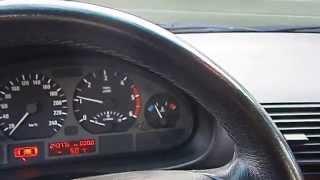 BMW 320D E46 Turbo Problem