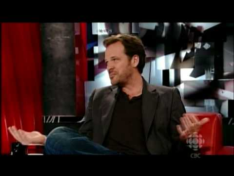 The Hour: Peter Sarsgaard | CBC