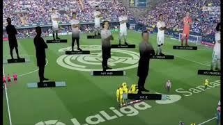 Villareal vs real madrid 2-2 2018-all goals and highlights
