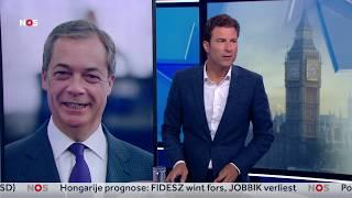 Livestream uitslagen Europese Verkiezingen
