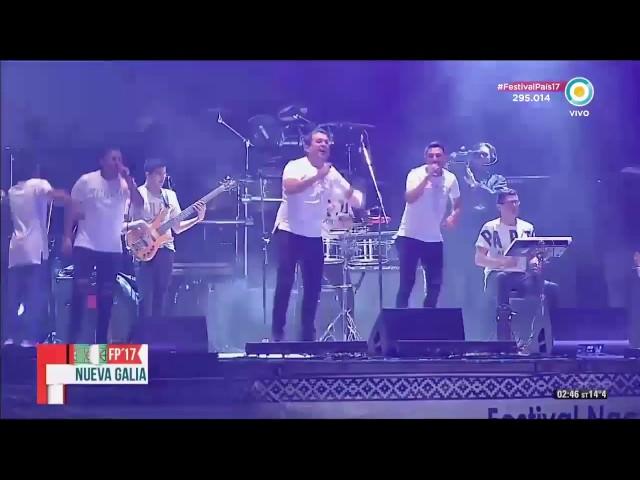 Kabala en el Festival del Calden 2017