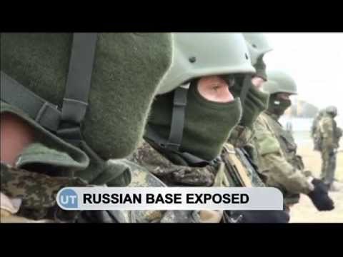 Russian Base Exposed: Military expert analysis shows military base used for Kremlin's intervention