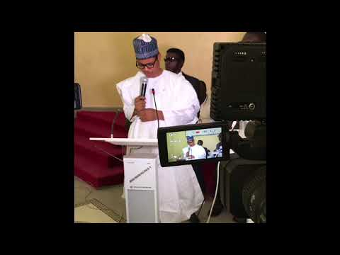 His excellency at Jigawa state...... Comedy