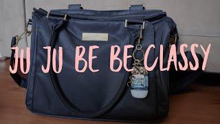 Ju Ju Be Be Classy As A Work Bag And Diaper Bag!