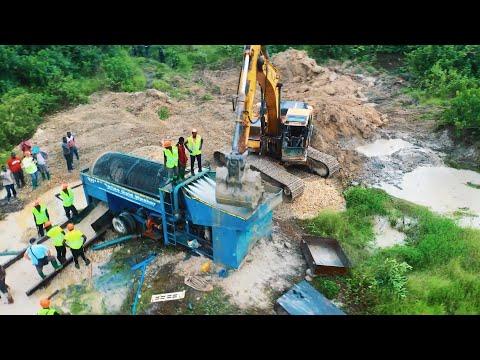 Gold Mining Project in Ghana & Zambia