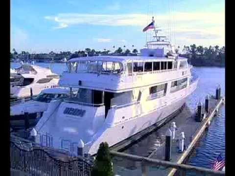 Time Warner Features Charter Yachts Of Newport Beach Mp4