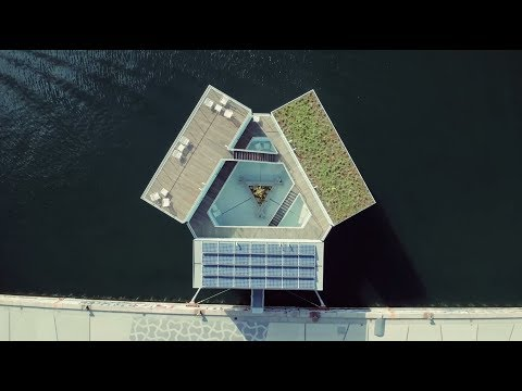 Urban Rigger: Visionary architecture uses water as energy source, with Danfoss solutions