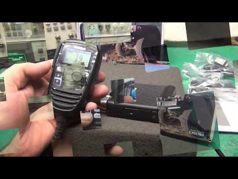 Uniden  CMX760 Tuneup Report