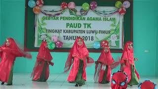[4.69 MB] Lomba Tari Islami - Gebyar Pendidikan Agama Islam PAUD/TK Lutim