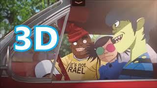 Gorillaz [3D AUDIO] - Do Ya Thing (WEAR HEADPHONES!!!)