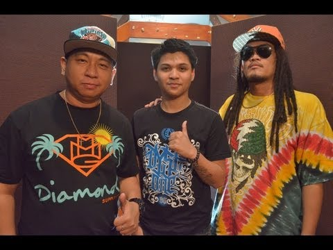 """Rap Sessions Episode 4 """"Lakas Tama"""" and freestyling with Mike Kosa and Ayee Man"""