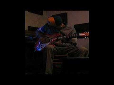 Urbanality III guitar riff