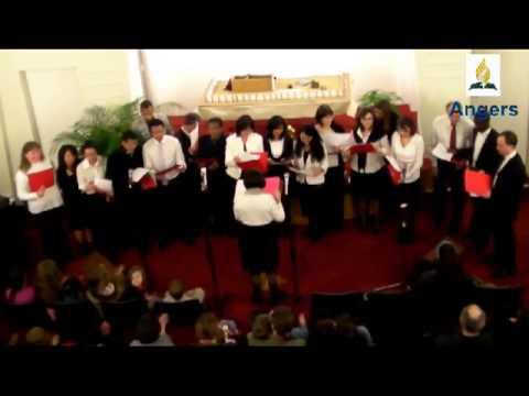 Grande chorale Adventiste d'Angers 2013